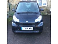 QUICK SALE SMART FORTWO COUPE, 69000 MILES, £1400 NO OFFER