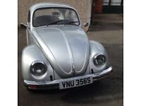 Last Edition Beetle - Great deal!!