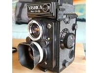 Yashica Mat 124g SOLD