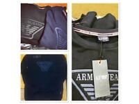 Armani jeans available in different colours