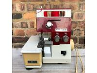 RICCAR RL-330 overlock overlocker sewing machine spares or repair