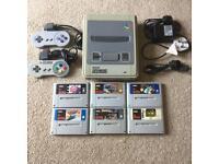 Retro consoles, games & figures