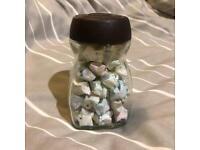 A jar of wishing stars 💫💫💫
