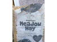 Free meadow hay