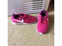Ladies trainers and shoes