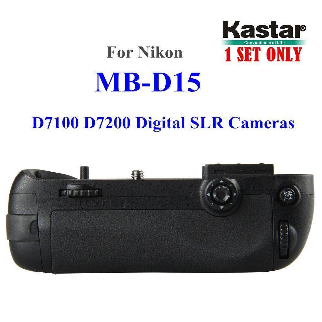 Kastar Battery Grip Combo For Nikon D7100 D7200 Digital S...