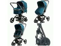 Mothercare Orb pushchair + maxi cosy car seat