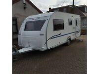 2009 Adria Adora 532 LT caravan 4 Berth part x considered