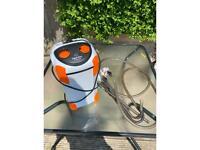 Tropical fish pump