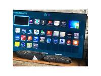 "48""SAMSUNG LED SMART WIFI TV CAN DELIVER"