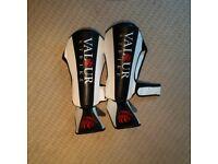 VALOUR STRIKE LEG/ SHIN GUARDS MUAY THAI AND KICK BOXING