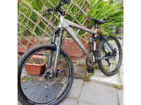 """Downhill DH Free Ride Full Sus Bike 6"""" Rear Travel Quality Bike ***REDUCED*** Due to Time Waster!"""
