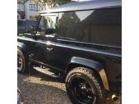 Land Rover Defender 90 SMC Alive Tuning