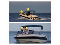 Sunbird corsica 185 - like bayliner speed power boat.