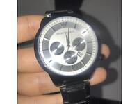 Emporia Armani Men's Watch in Black
