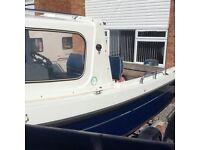 Orkney 590 TT Yamaha 50 Hp 4 stroke outboard all 2000