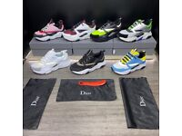 All dior b23 trainers sizes 3-12 hk