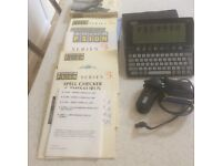 Psion Series 3a and accessories