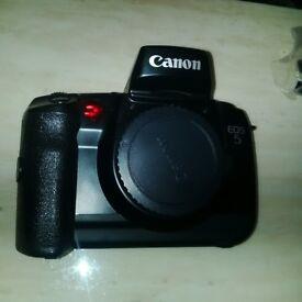 Cannon camera