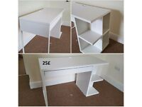 Desk 25 ASAP