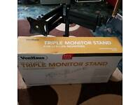 Triple Monitor Stand Boxed