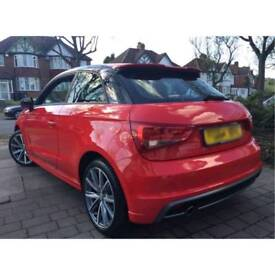 Audi A1 1.6TDI S Line Style edition 64 Plate 150BHP
