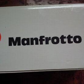 Manfrotto Tripod - New