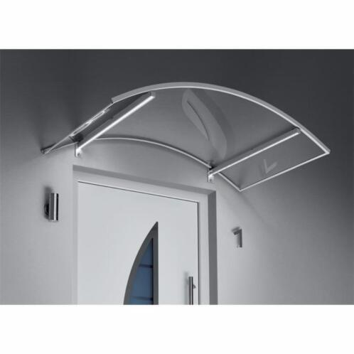 ≥ Overkapping deurluifel, dakluifel, Luifel, LED verlichting ...