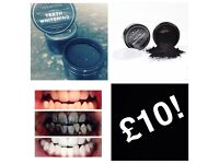 Amazing tooth whitening polish