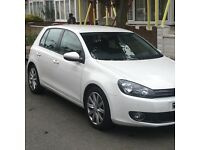 2011 VW GOLF 2.0 TDI 140, DSG, WHITE * Lowest Mileage Ever *