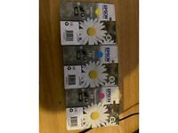 Brand New Epson Ink Cartridges For Sale - FREE UK DELIVERY!!!