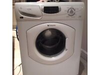 FOR SALE - White Hotpoint Ultima Super Silent washing machine