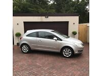 2008 (57) Corsa D 1.2 Design 3dr, Low Miles 70K, 1Yr MOT, Serviced, Valeted, Immaculate SXI