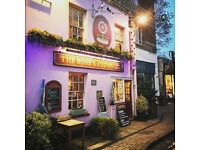 Evening & Weekend Bar Staff Required in Traditional Family Run Pub
