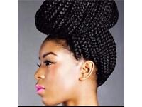 AFRO CARIBBEAN & CAUCASIAN HAIR STYLIST FOR BRAIDS!