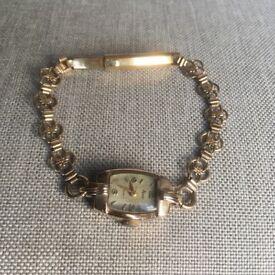 Ladies ElCO vintage watch