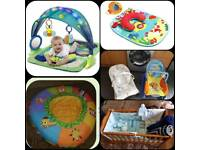 Large baby bundle.. lots of items see description