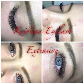 Individual and volume eyelash extension