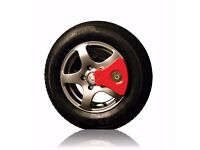 "AL-KO Secure wheel lock kit Mirage 14"". Very good condition"