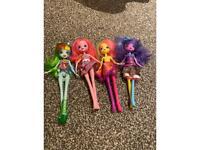 My little pony Doll set