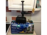 3000 Atom The Economical Pond Pump And Pond Vac