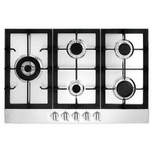 LIQUIDATION PRICING - Ancona 5-Burner Gas Cooktops (Available in 24, 30 or 34) SAVE OVER 50%