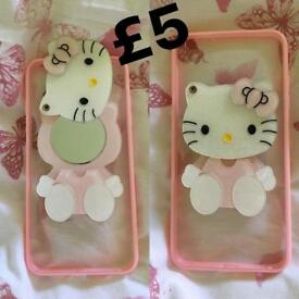 Hello Kitty iPhone 6/6s PLUS cases