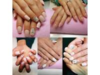 Manicure,Pedicure,Party Lash and Lash Lifting