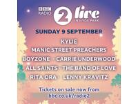 Radio 2 festival in a day PLUS Hotel at Hyde park