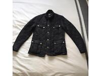 Barbour international Small men's coat