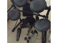 DD502(J) electronic drum kit. £90 including amp and headphones. collection only, wales, flintshire.