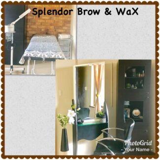Splendour Brow & WaX  Services