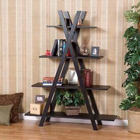 Elegant bookshelves