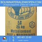 Metselcement 25kg Seibel & Sohne MC 12,5 - de laagste prijs!